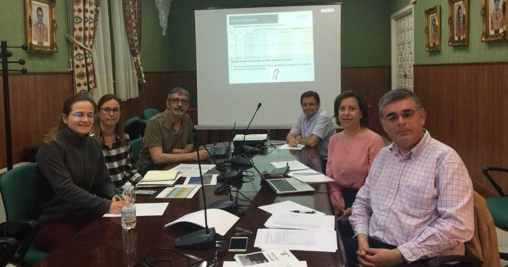 Reunión Huelva