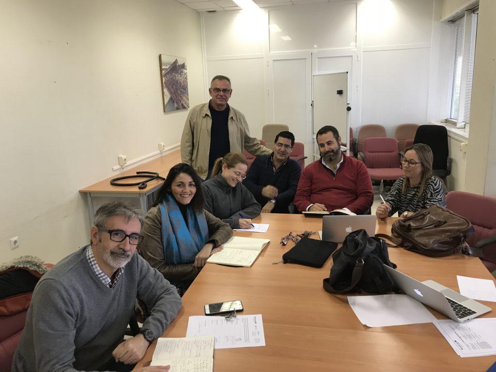 Reunión del Comité Náutico