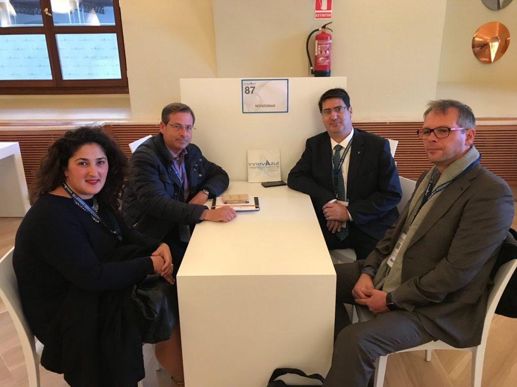 Reunión con el Delegado Barloworld Finanzauto