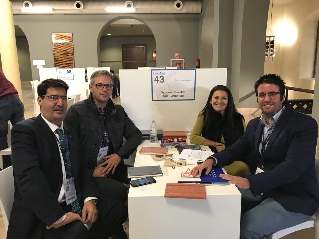 Reuniones bilaterales de innovazul