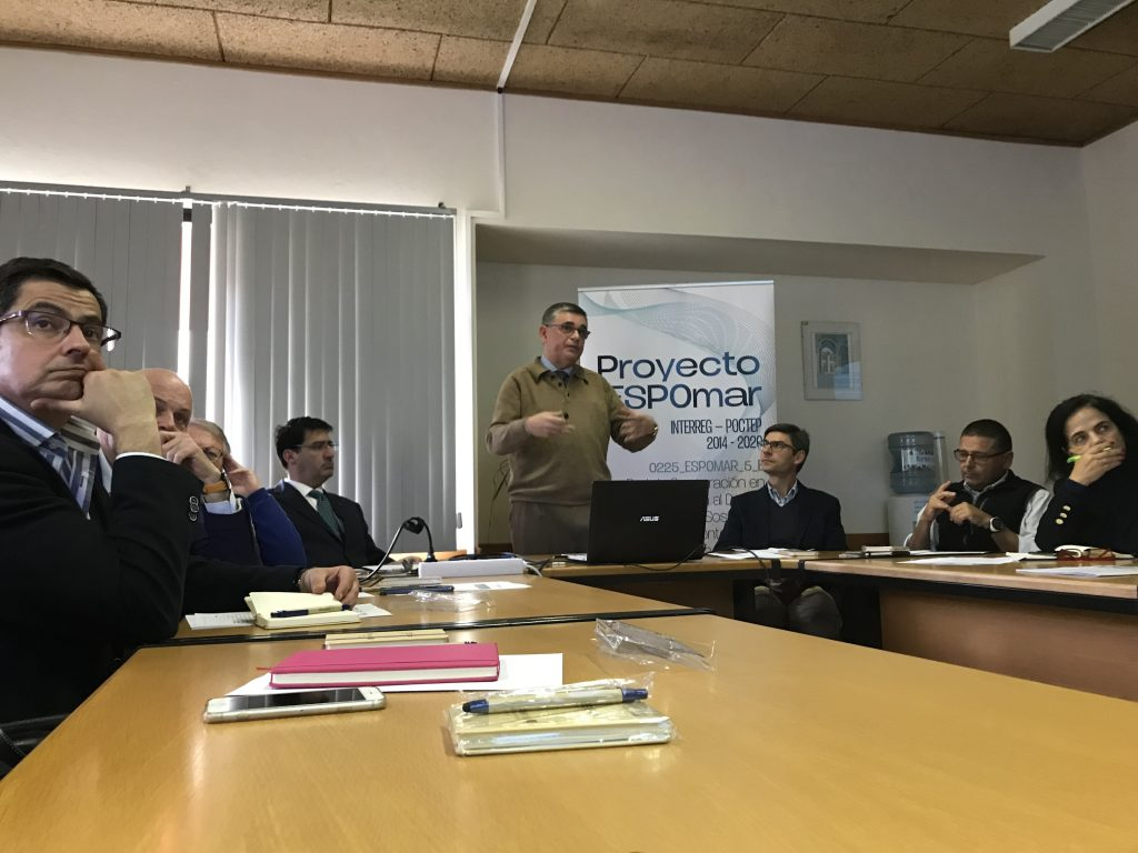Workshop del Proyecto ESPOmar